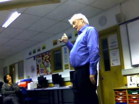 Irish Sign language class part 1 of 4