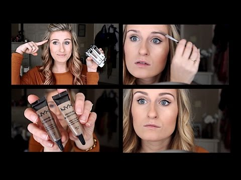Best Affordable Eyebrow Product!   NYX Brow Gel