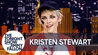 Kristen Stewarton Dead Stereotypes and Dropping F-Bombs While Hosting SNL
