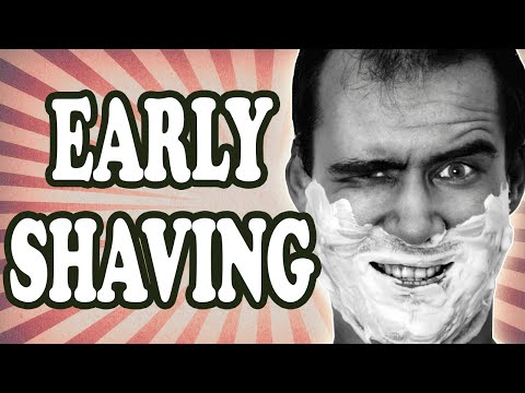 When Humans Started Shaving Different Parts of Our Bodies