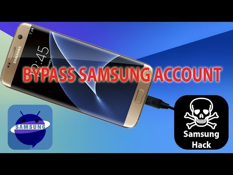 Bypass Samsung Account Activation Lock 2017 ( S6 S7 EDGE NOTE A3 A5 J5 J3 ALL)
