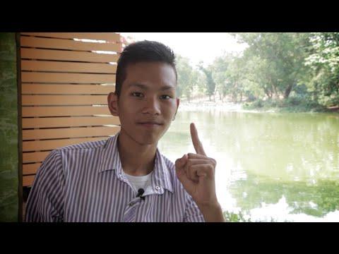 BURMA BITES #09: Learn the Burmese Language - Numbers 1-10! (How to say)