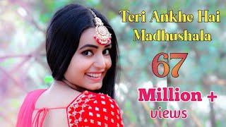 Teri aankhe hai madhushala | Love song | Mukesh Ajnabi |2018