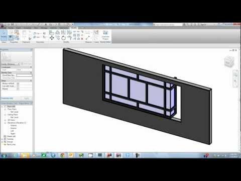 How to create Corner Window in Revit