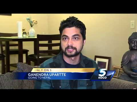 Oklahoma City man leaving for Nepal to help home country