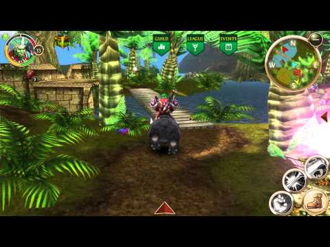 Order & Chaos Online - Questing 6 - Xbox on Windows 8.1
