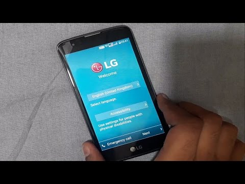 LG K7 K332 Google Account Verification Bypass Frp Eazy 100%