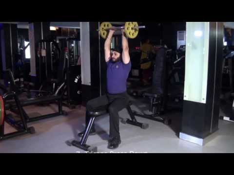 10 Most Popular Triceps Exercises