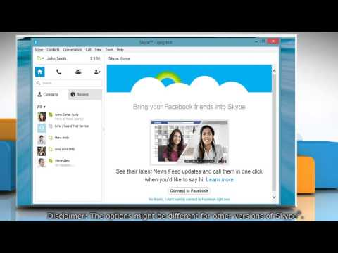 How to remove the Skype® icon from Windows® Taskbar on Windows® 8.1 PC