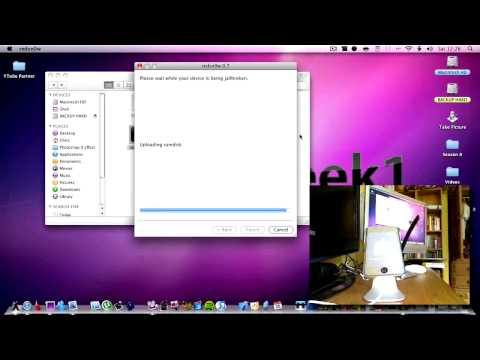 How To Jailbreak iPod Touch 2G 3.0 Firmware (Redsn0w 0.7)