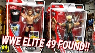 WWE Toy Hunt ELITE 49 UNTOUCHED SET FOUND!! BP 45, Wonder Woman, Spider-Man Homecoming & more Hunt!!