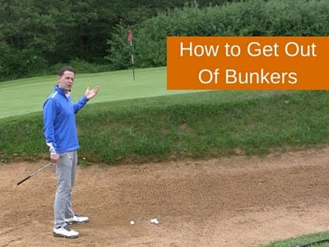 How To Play Bunker Shots - 3 Key Tips