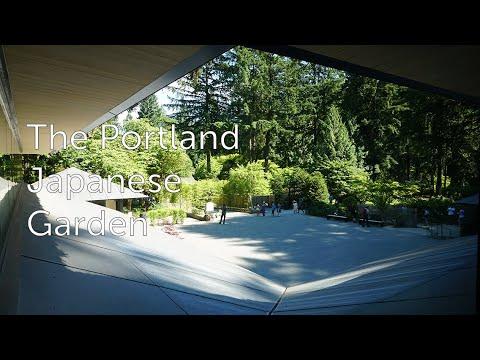 The Portland Japenese Garden