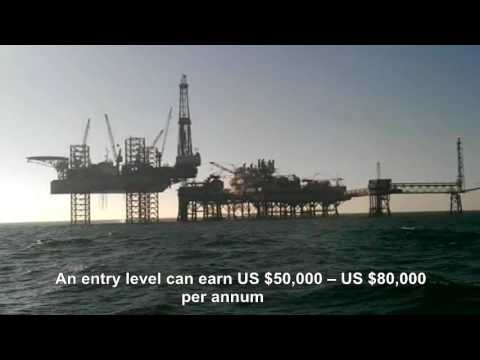 How to find a job on offshore oil and gas platforms