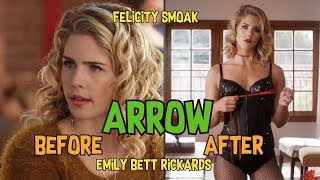 Arrow - Before and After 2017