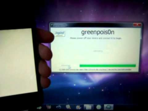 HOW TO JAILBREAK iPOD TOUCH 2ND GENERATION ON 4.1 FIRMWARE MC AND NON-MC MODELS!