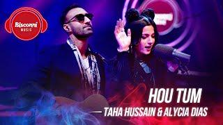 Taha Hussain & Alycia Dias | Hou Tum | Bisconni Music Episode 4