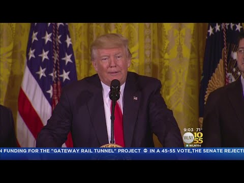 Trump Announces Major Shift In Military Policy