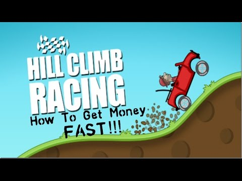 Hill Climb Racer Tips And Tricks | How To Get Money Fast! | CuteGirl Gaming