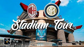 ⚽ San Siro Stadium Tour & Game - AC & Inter Milan