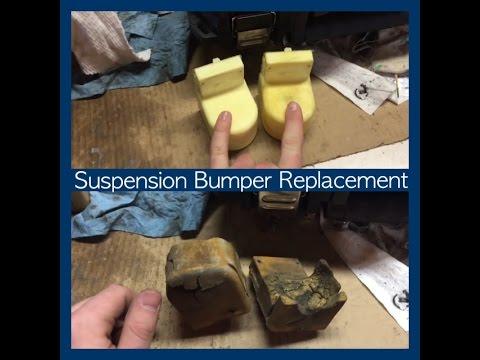 Replacing the Suspension Bumpers on a Chevy Silverado