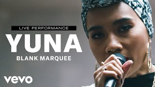 Download Yuna - ″Blank Marquee″ Live Performance | Vevo Video