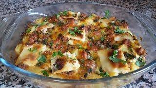 وجبة صيفية سهلة رائعة للغذاء أو العشاء بعد تجربتها ستعيدينها مرات عديدة