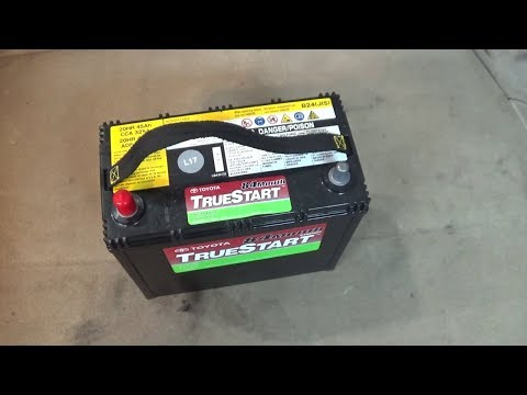 How to Change Your Prius 12v Battery