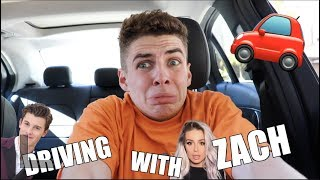 Download DRIVING WITH ZACH Video