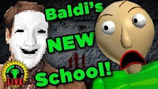 Baldi's NEW School!! | Advanced Education With Viktor Strobovski