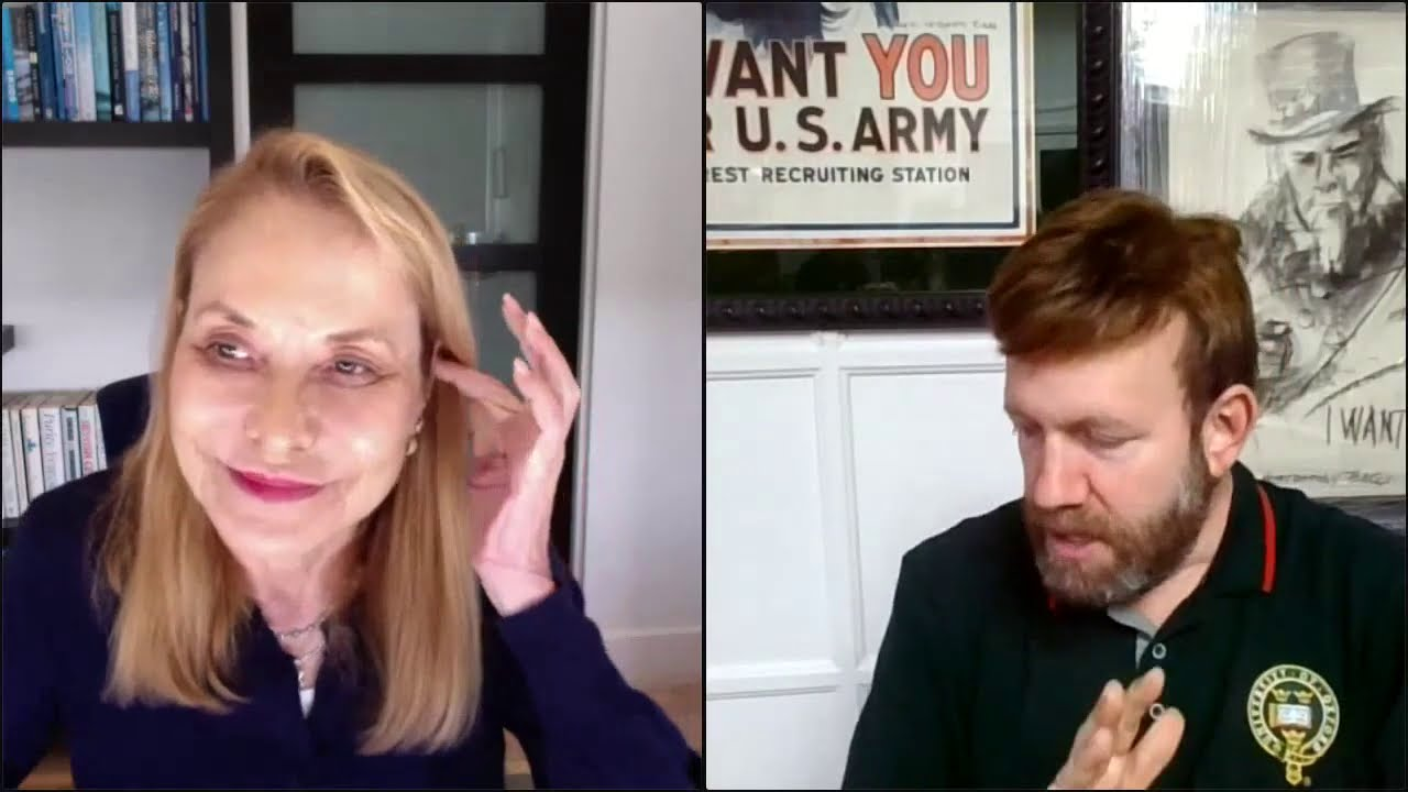 Susan Estrich schools Frank Luntz on campaign strategy