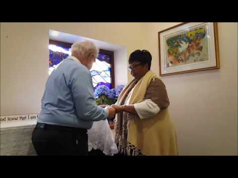 Spritual Care Week 2017: Blessing of Hands