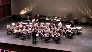 Byåsen Musikkorps - Trøndersk Mesterskap 2011. Dirigent: Magne Østlie Hjelmervik.