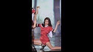 170724 드림캐쳐 다미 (Dreamcatcher) 날아올라 (Fly High) 울산 Summer Festival 쇼 음악중심 공연 직캠