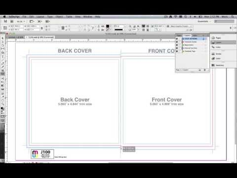 How To Use CD & DVD Templates To Design In Adobe InDesign