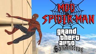 """Hola Carnales!! hoy les traigo un tutorial de un mod estupendo, es el mod de Spider-Man creador por """"J16D"""". Considerenlo como el especial de 2 mil subs! No se olviden de comentar, darle like y suscribirse si les gusto el video, Hasta La Próxima!! :D  --------------------------------------------------------------------------------------------------------------------------------------------------------------------------------------------------------------------------  - Link Del Mod: http://www.mediafire.com/download/x088c0tjcrybc55/Spider-Man_Demo+%5BSpiderLoquendero%5D.rar  - Link Del Alci"""