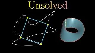 Who cares about topology?   (Inscribed rectangle problem)
