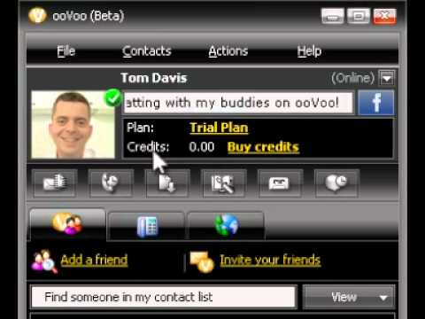 oovoo  invite chat trailer