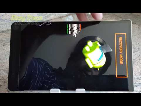 Dell Venue 8 7840 Soft and Hard Reset | Recovery Mode | Original Setting | Factory Setting