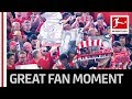 Emotional Fan Choreography Union Berlin39s Touching Tribute To Deceased Fans