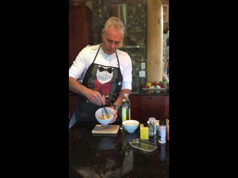 Dr.  Chris' Homemade Mayonnaise