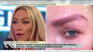 """Download Maria Păun în răspunde Ralucăi Podea: """"Dacă venea imediat și îmi spunea..."""