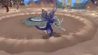 Spore Blue Metalgreymon