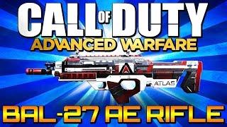 Download Call Of Duty Advanced Warfare Knife/Bal-27 AE Video