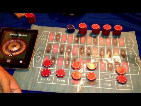 Roulette -  How to Win EVERY TIME!    Easy Strategy, Anyone can do it!    Part 5