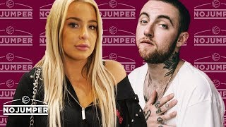 What really happened with Tana Mongeau & Mac Miller