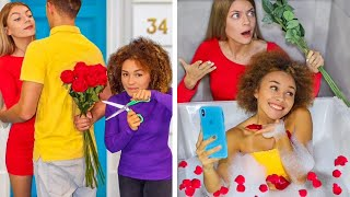 TYPES OF SISTERS! Good vs Bad Sister | Funny DIY Pranks