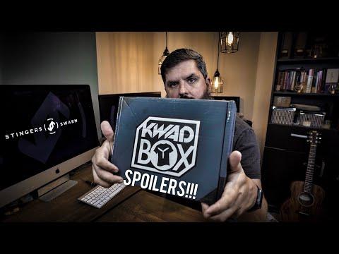 Stingy's Kwad Box Spoilers!!