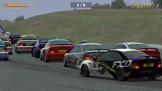 LFS TRR. Championship Round 43 Race 2 RE-LIVE Recap (FXO @ AS7R)