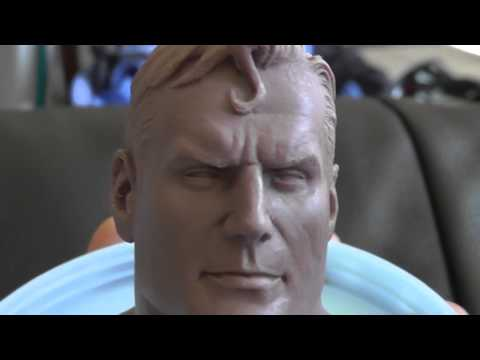 Superman Adopted Son Customization - Part 6 - Monster Clay WiP